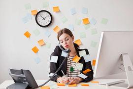 У увлеченных работой трудоголиков, вопреки распространенному мнению, не так уж много проблем со здоровьем