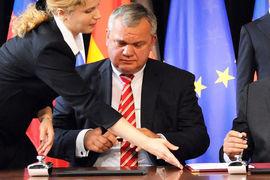 Прежде Томас Хендель возглавлял Российско-немецкое энергетическое агентство