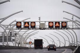 В сочетании с ЗСД магистраль будет выполнять функции обхода центра Петербурга, проезд по ней будет платным