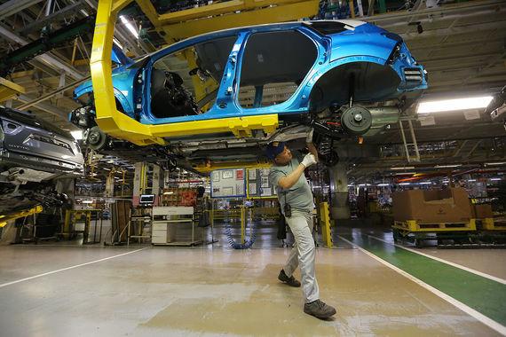 Renault резко увеличит поставки кузовов из России в Алжир