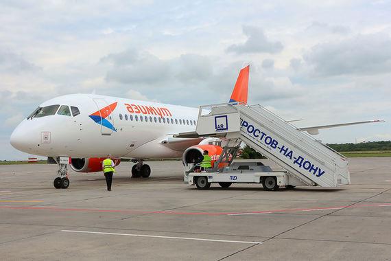 У авиакомпании «Азимут» может появиться новый акционер