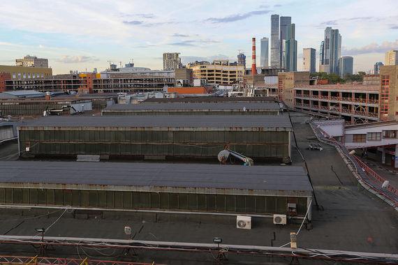 Coalco может построить жилой комплекс рядом с «Горбушкой»