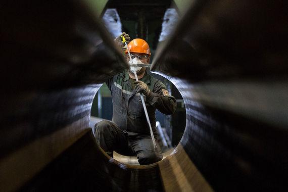 ОМК инвестирует $1 млрд в производство труб