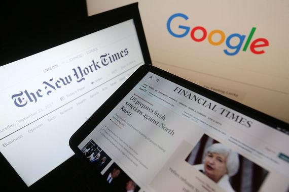 Google поможет ловить подписчиков