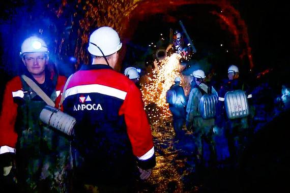 Авария на руднике «Мир» скажется на доходах топ-менеджеров «Алросы»