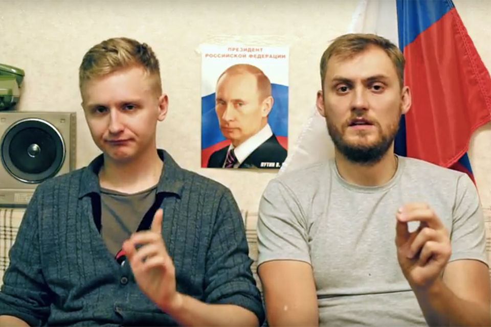 Алексей Псковитин (слева) и Михаил Печерский не намерены идти на мировую с Олегом Тиньковым