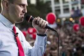 Из-за отказов в согласовании маршрут на эту неделю удалось построить с  трудом, говорит руководитель федерального штаба Навального