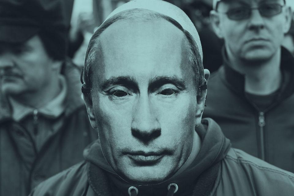 Социологи придумали несуществующего политика Андрея Семенова, который  якобы выдвигается на пост президента на выборах-2018 и которого якобы  уже публично поддержал Владимир Путин