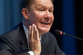 Председатель правления «Газпрома» Алексей Миллер
