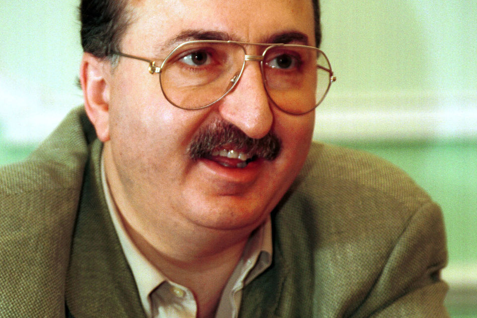 Совладелец и член совета директоров ВБД Давид Якобашвили