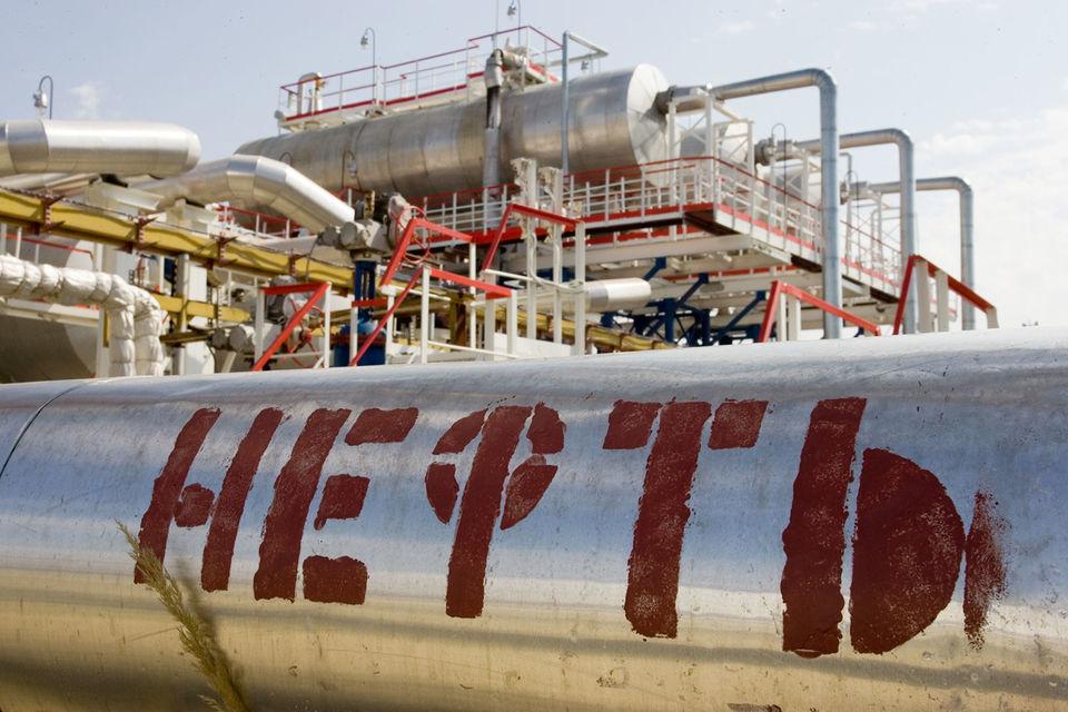 Россия сохранила лидерство по поставкам нефти в Китай