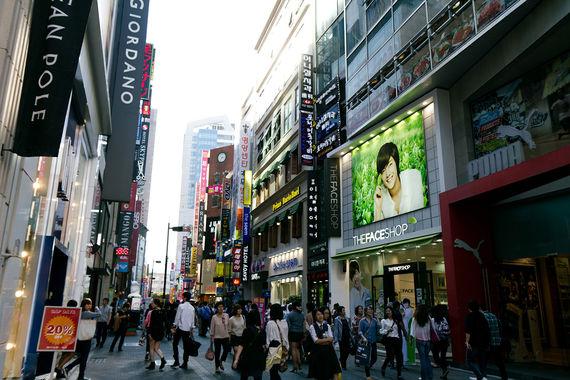 В столице Южной Кореи туристы потратили $9,4 млрд (+1,8%). Большая часть  средств в Сеуле уходит на питание (47%), уточняют аналитики