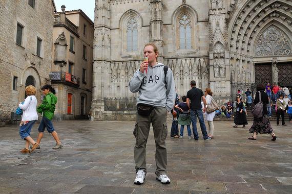 В Барселоне туристы потратили $8,9 млрд за год (+7%)