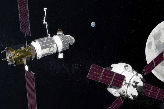 normal 12xx Россия вместе с США построит космическую станцию на орбите Луны
