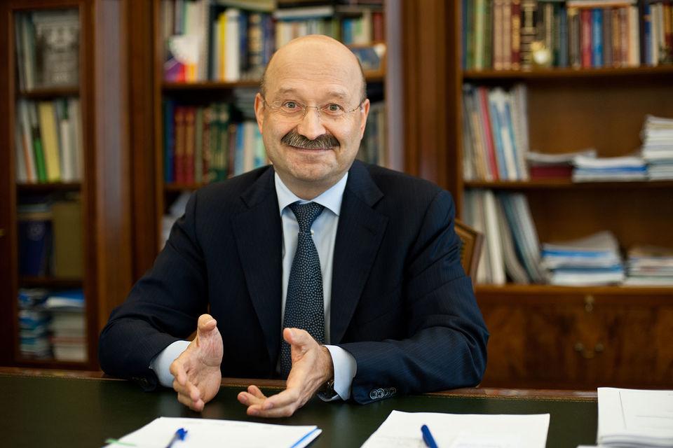 Председатель правления «ВТБ 24» Михаил Задорнов