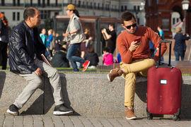 В Москве иностранные туристы в 2016 г. потратили чуть более $1 млрд, подсчитали аналитики Mastercard
