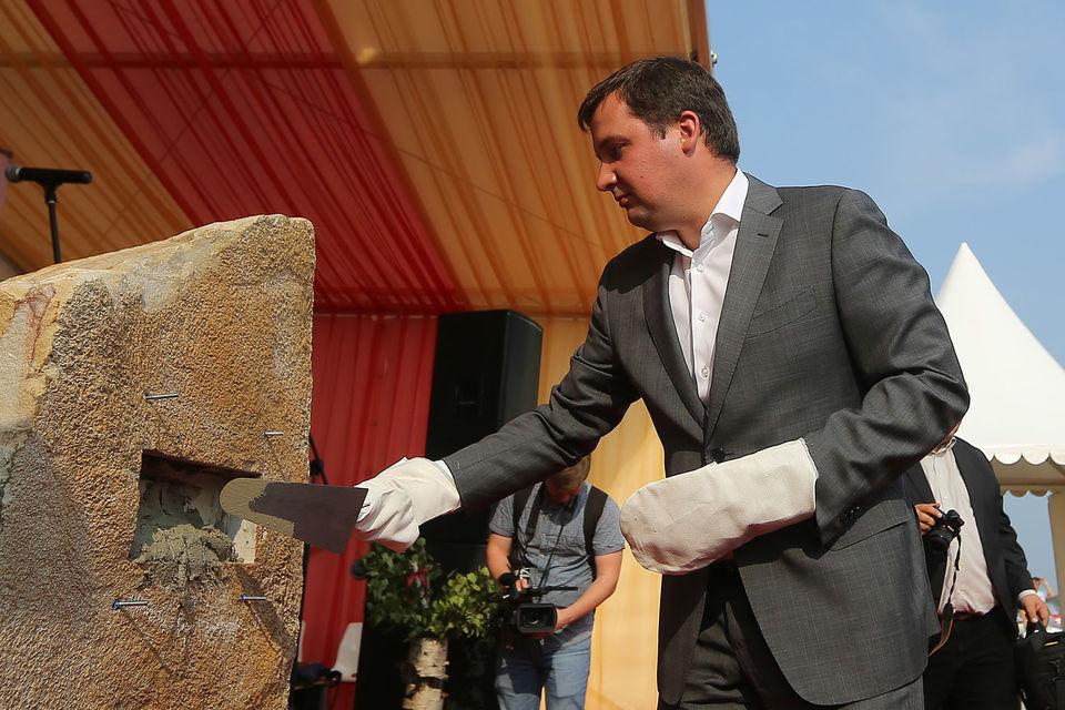 Врио руководителя региона назначен замминистра экономического развития Александр Цыбульский