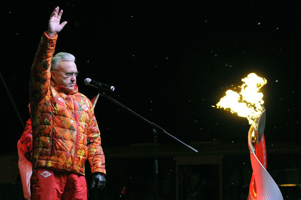 Главой Красноярского края назначен спикер заксобрания Александр Усс