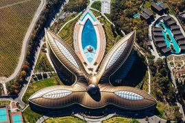 Mriya Resort & Spa второй год подряд признается лучшим европейским курортным комплексом для отдыха