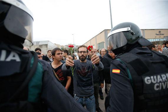 «Интрефакс» передает, что уже есть первые задержанные в ходе беспорядков