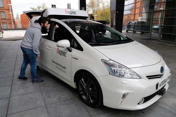normal 3o Автомобили без водителей могут появиться на трассах общего пользования