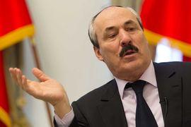 Путин принял отставку Абдулатипова с поста главы Дагестана