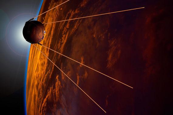 normal 1icg Как 60 лет назад запускали первый спутник Земли
