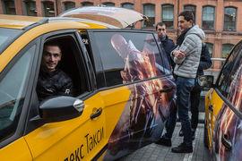 «Яндекс.Такси» намерена распознавать усталость водителей по частоте морганий