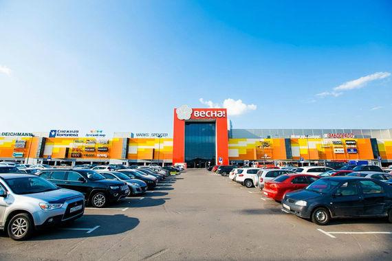 Ikea впервые может купить в россии уже построенный торговый центр