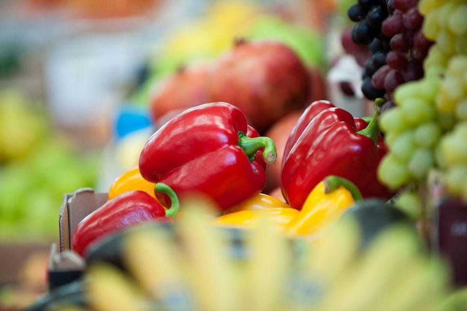 Доставка с рынков востребована у москвичей – она позволяет заказать продукты, не тратя сил и времени