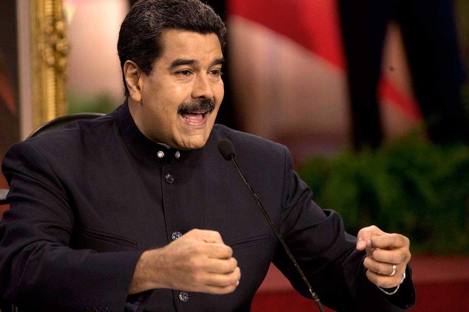 Мадуро назвал долг Венесуэлы России предметом переговоров