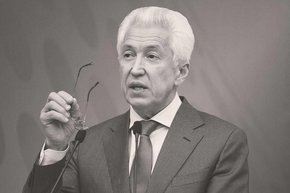 Владимир Васильев – первый руководитель Дагестана из другого региона в постсоветской истории
