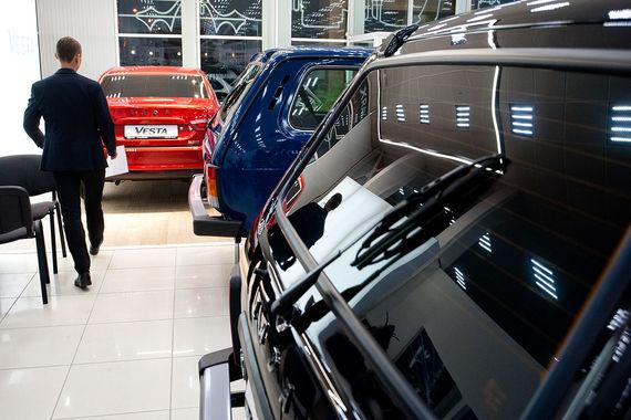 Третье место заняла российская Lada – цена 557 000 руб.