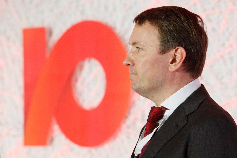 Костыгин выступал личным     поручителем по кредитному договору между  ВТБ и НАО «Юлмарт» на 715     млн руб., который был заключен в феврале  2016 г.