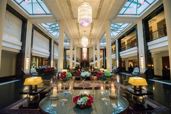 Лучшим отелем для конференций назвали Corinthia Hotel St. Petersburg. Эту награду отель получает в пятый раз с 2010 г.