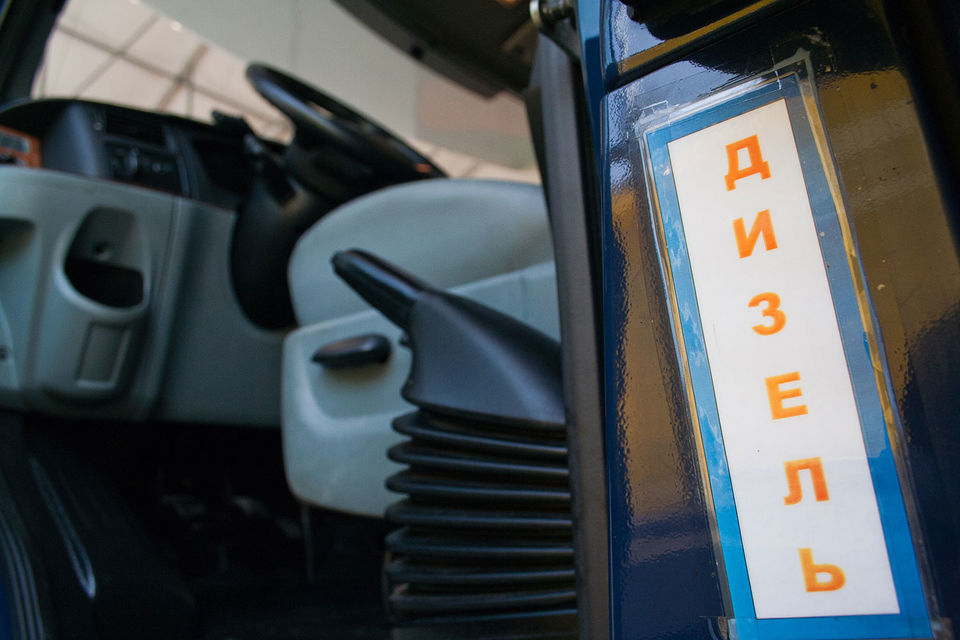 Рост цен на зимнее дизтопливо можно объяснить в том числе ростом рублевых цен на нефть