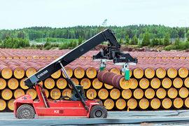 Для строительства второй очереди газопровода из России в Европу по дну Балтийского моря все давно готово – дело за политическими решениями