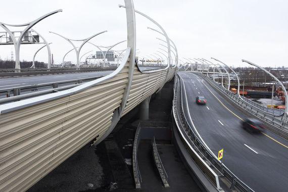 normal 35h Проезд по Западному скоростному диаметру для легковых машин станет на 6% дороже