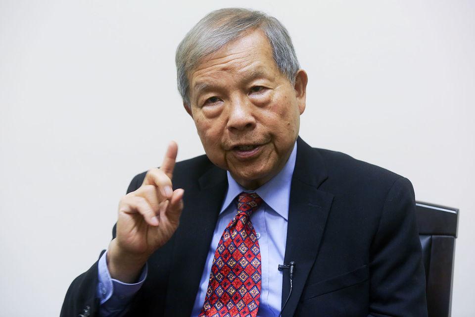 Юкон Хуан, старший научный сотрудник Фонда Карнеги за международный мир