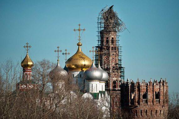 ФСБ возбудила «дело реставраторов» в марте 2016 г.