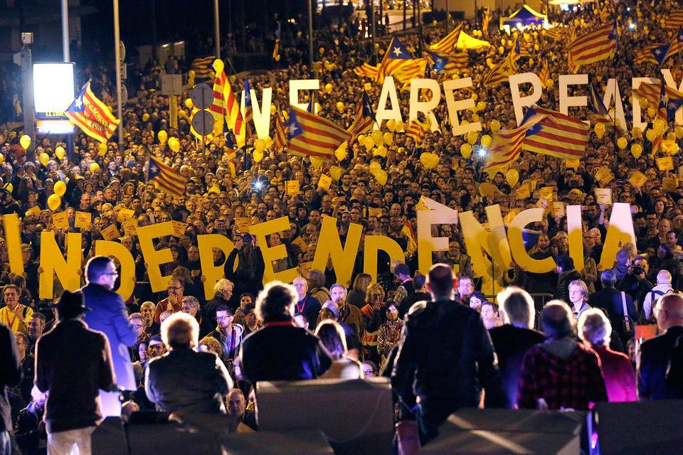 Выступающие за независимость экономисты считают, что она позволила бы увеличить ВВП Каталонии на 8% в долгосрочной перспективе