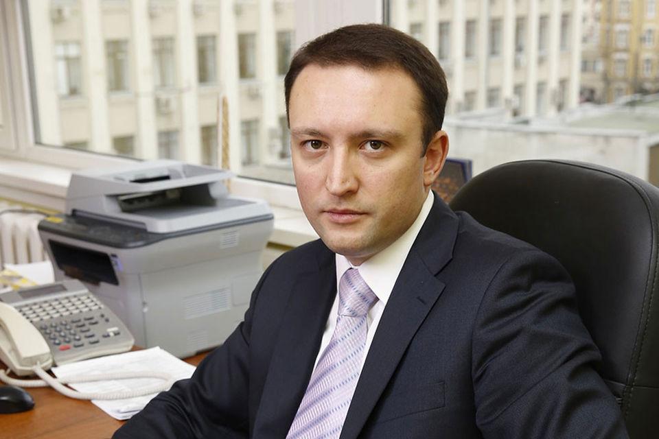 Вадим Ампелонский – пресс-секретарь Роскомнадзора