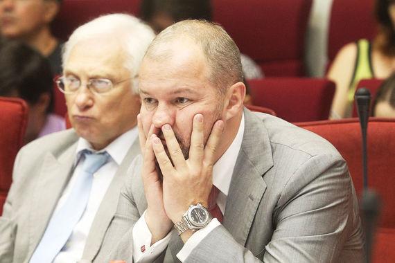 Роман Троценко достроит за Сергеем Полонским