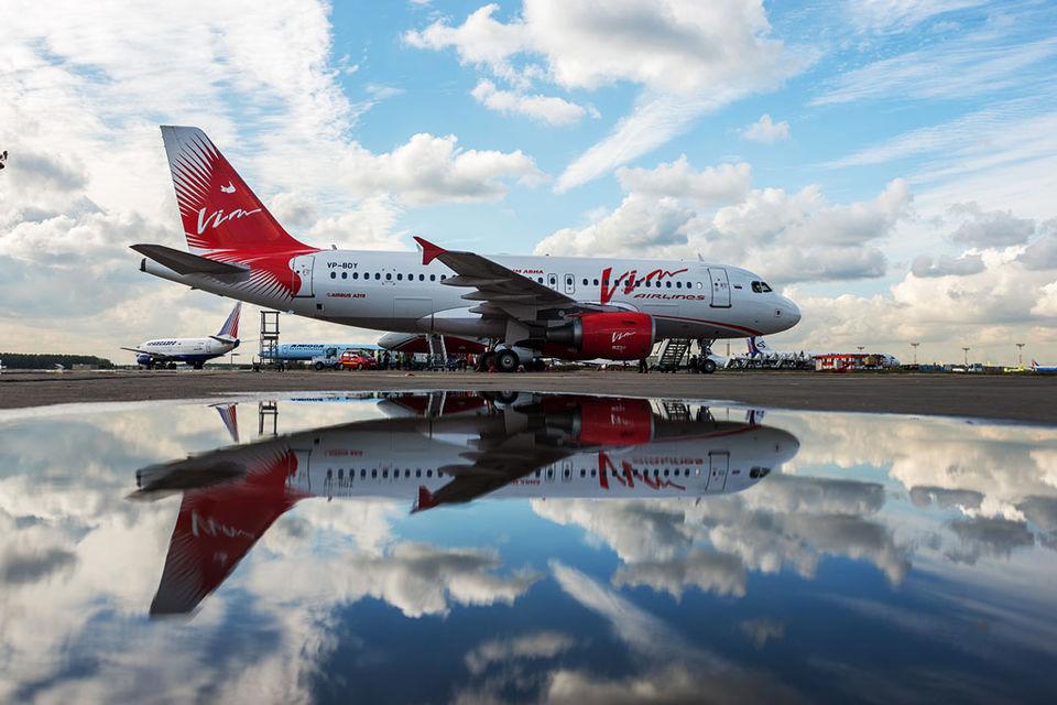 Лизингодатели «ВИМ-авиа» не могут получить свои самолеты