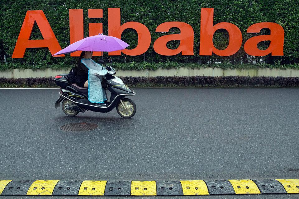 Alibaba догоняет американцев