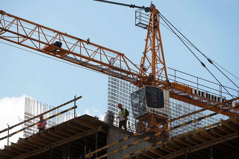 Жилое строительство в Ленобласти пока растет