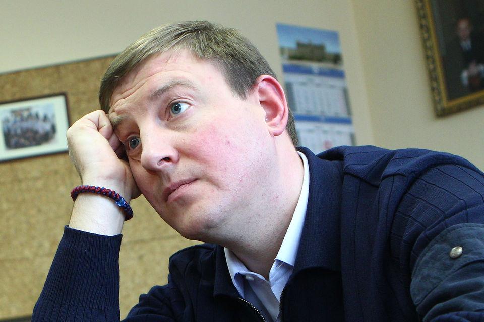 Андрей Турчак ушел в отставку