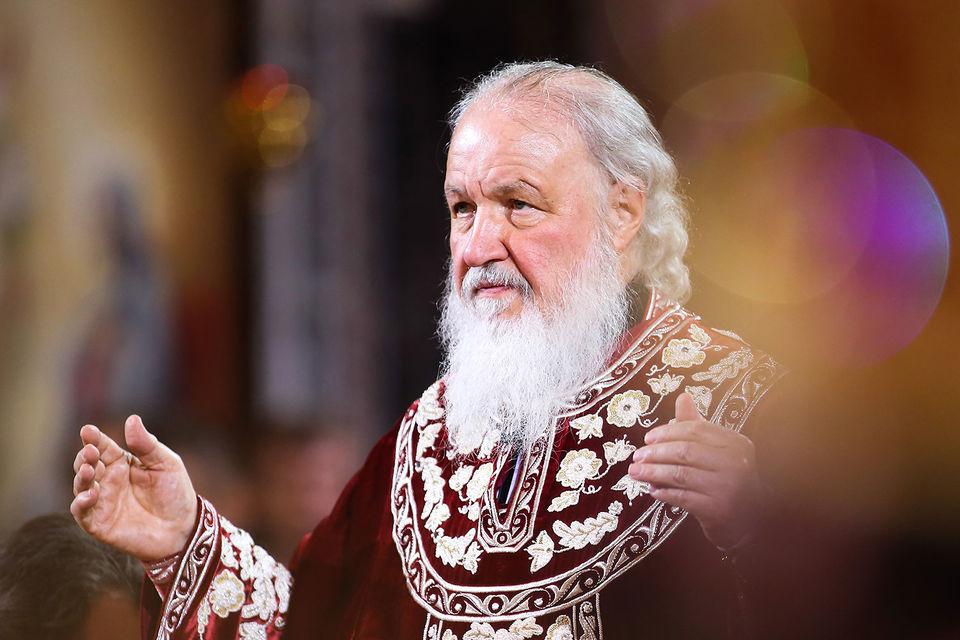 Патриарх Кирилл назвал «Матильду» «печально известным фильмом»