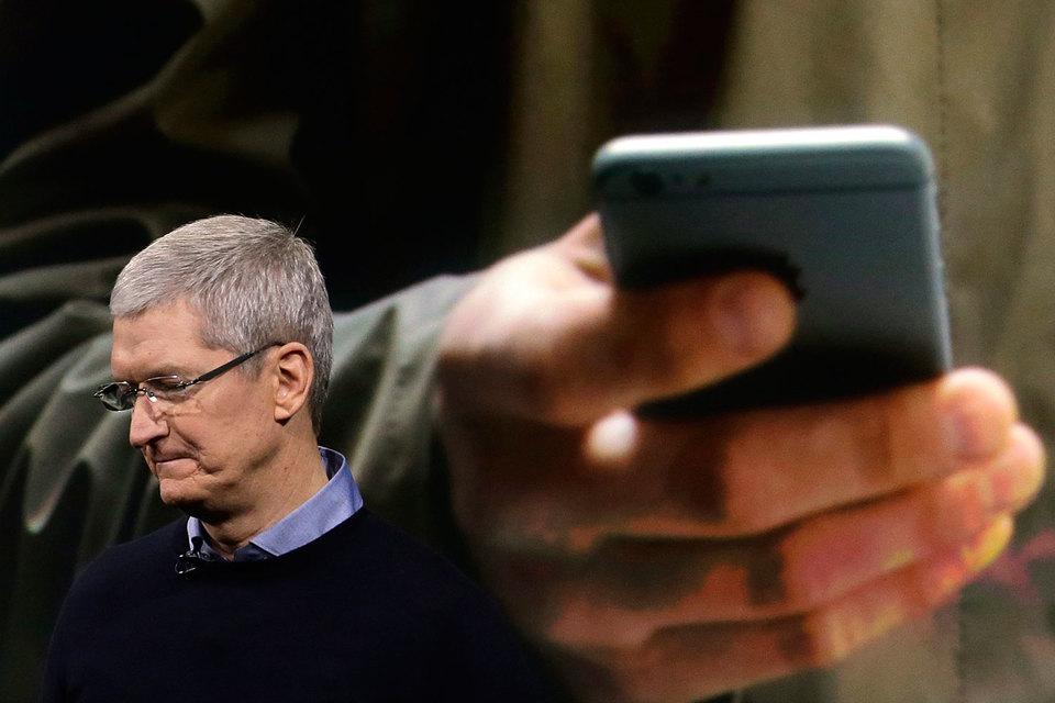 По итогам 2016 г. Apple отчиталась о первом с 2001 г. снижении годовой выручки
