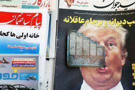 Иран может выйти из совместного всеобъемлющего плана действий, если США попытаются восстановить санкции